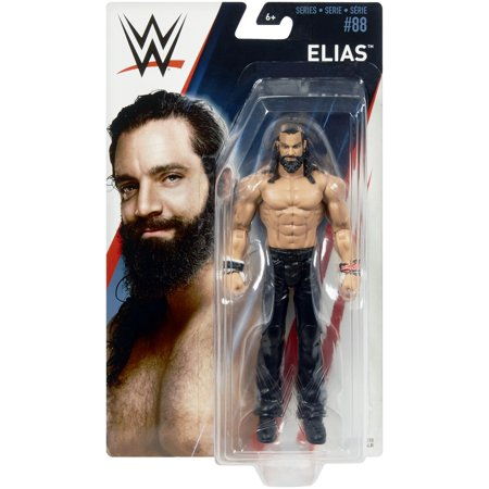 - Elias - WWE Series 88 Toy Wrestling Action Figure