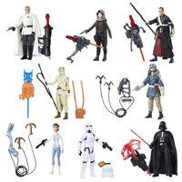 Star Wars The Force Awakens Erso, Rey, Vader, Leia, Imwe, Cassian, Stormtrooper & Krennic Set of 8 Action Figures