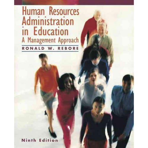 Prentice Hall Human Resources Administration in Education...