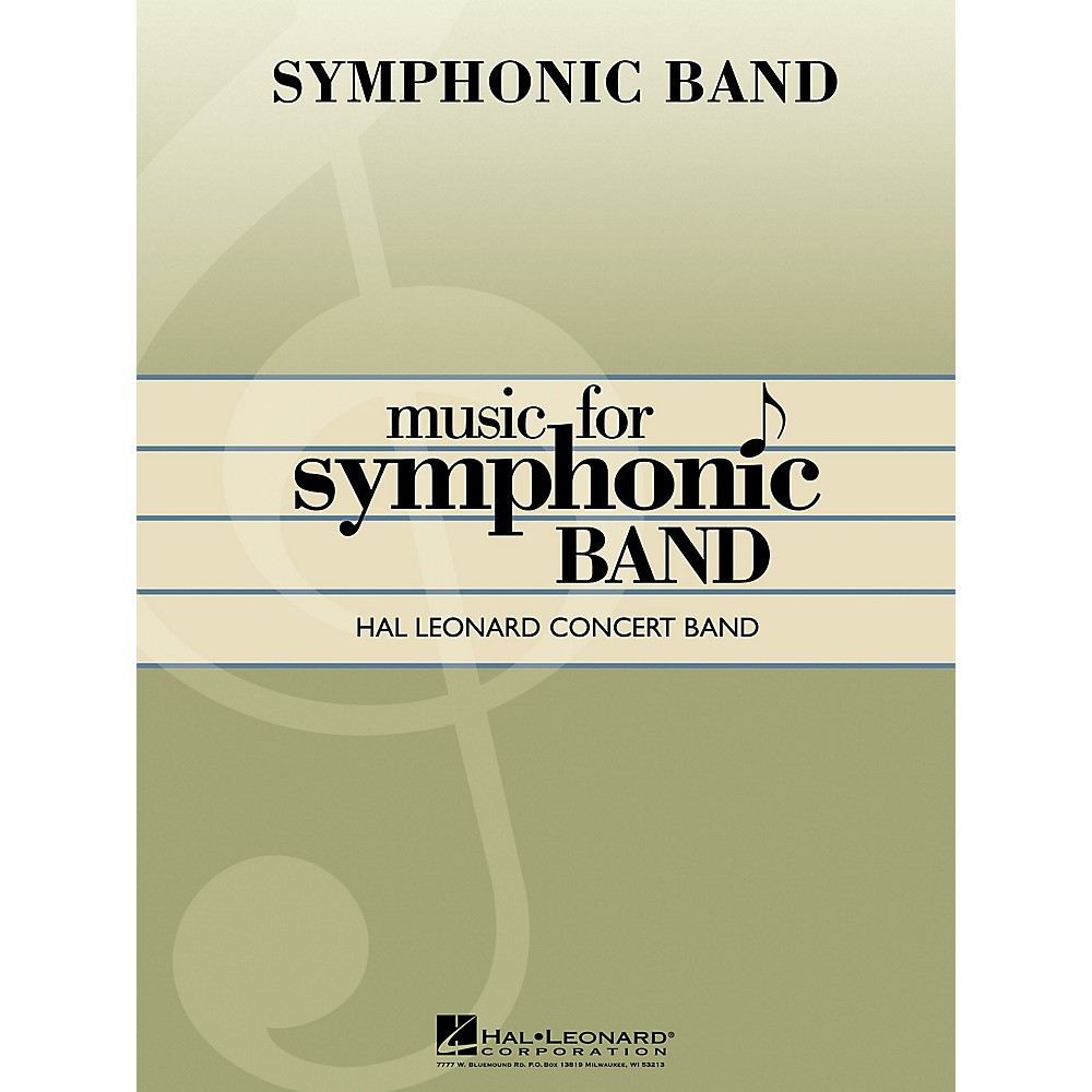 Hal Leonard Music from Rent Concert Band Level 4-5 Arranged by Jay Bocook