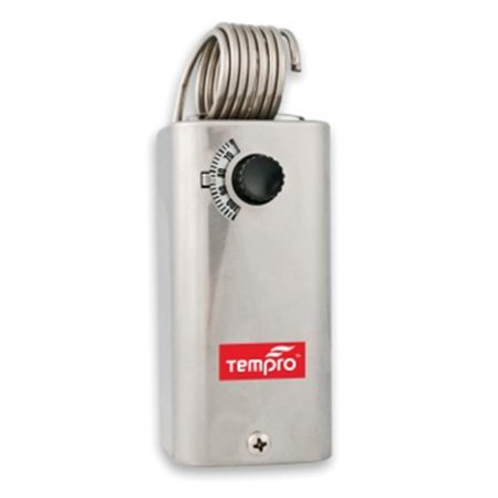 Tempro TP510 Line Voltage -30 To 110 Degree F Heat & Cool SPDT Thermostat ()
