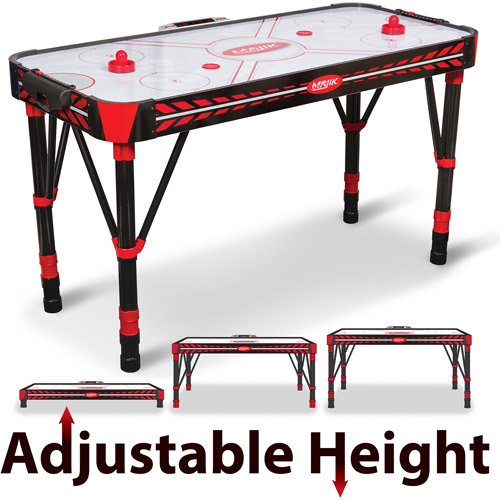 """Majik 54"""" Adjust and Store Hover Hockey Table"""