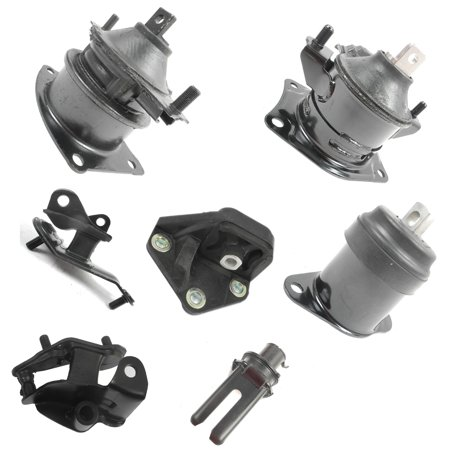 Fits: 03-07 Honda Accord 2.4L Engine Motor & Trans Mount Full Kit 6PCS. A4526HY A4517 A4516 A4510 A4509 A4542 A4591. 03 04 05 06 07.
