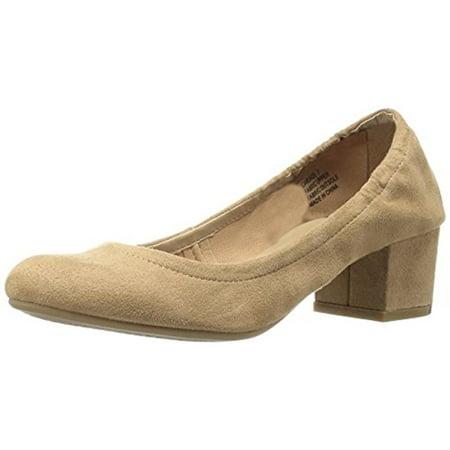 Zigi Soho Womens Candace Faux Suede Block Heel Pumps ()