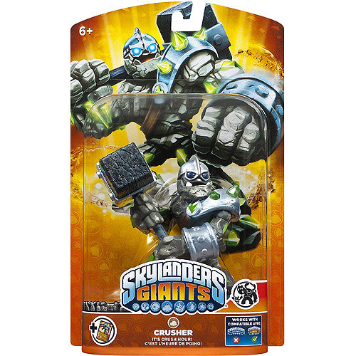 Skylanders Giants: Giants - Crusher (Universal)