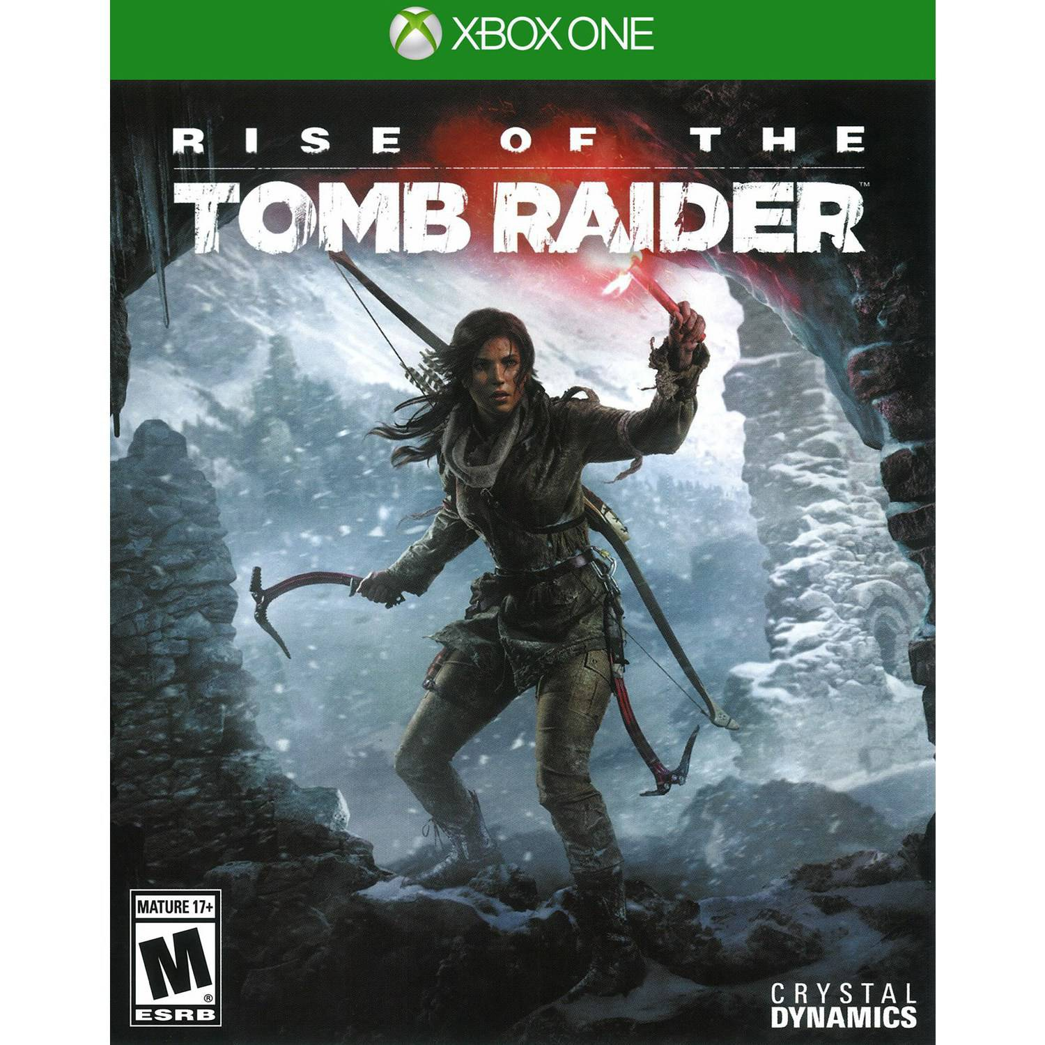 Rise Of The Tomb Raider (Xbox One) Used by Microsoft