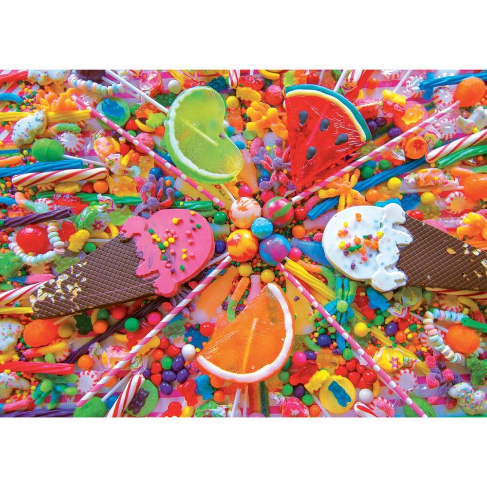 Educa® Sweets Jigsaw Puzzle