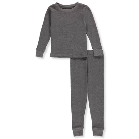 Ice2O Little Boys' Toddler 2-Piece Thermal Long Underwear Set (Sizes 2T - 4T) ()