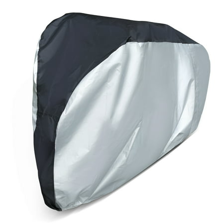 Bike Cover - Waterproof Bicycle Storage Cover Outdoor Dust Wind Proof for Mountain Road Exercise Sport Bike