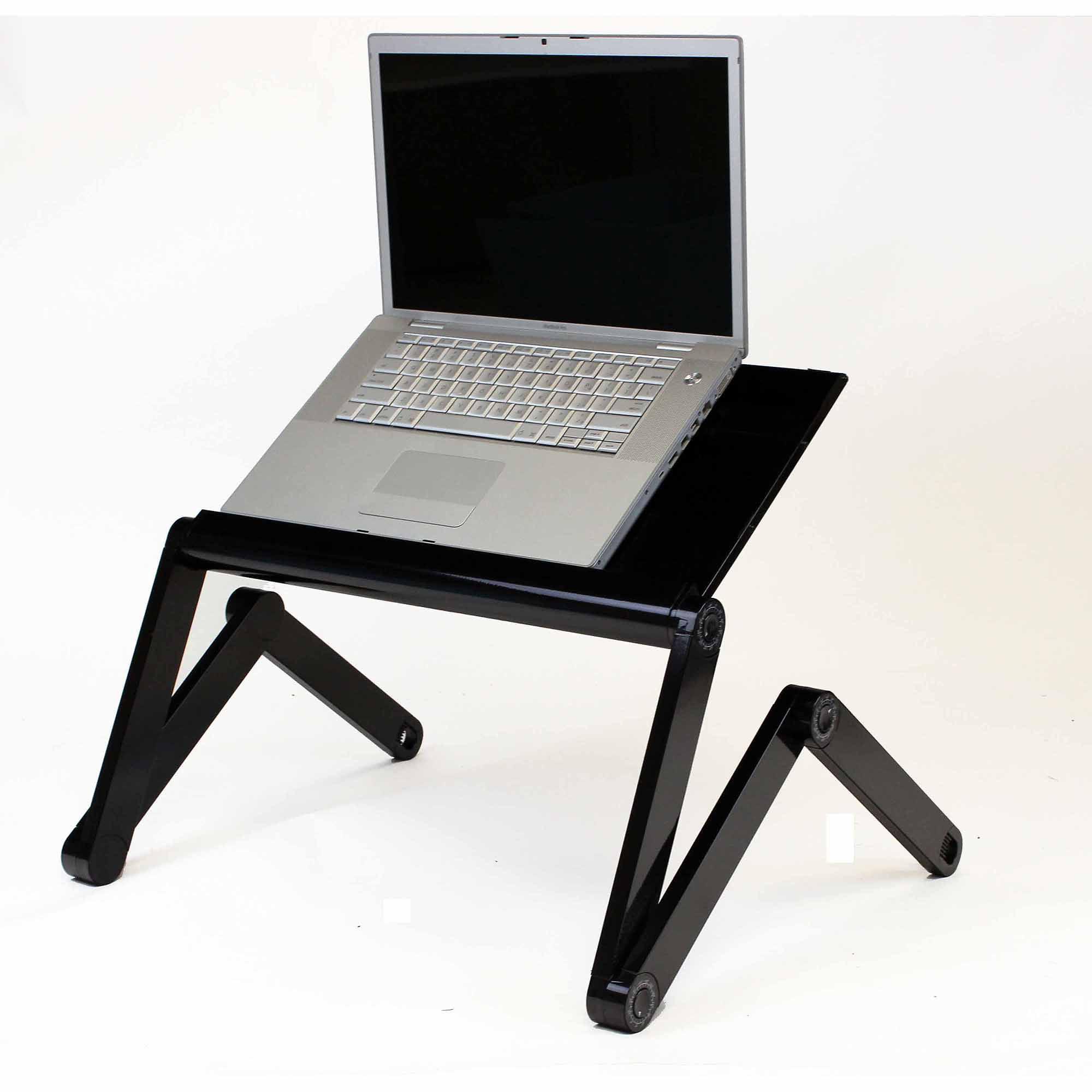 Furinno K6 Premium Aluminum 360 Adjustable Portable Folding Lapdesk