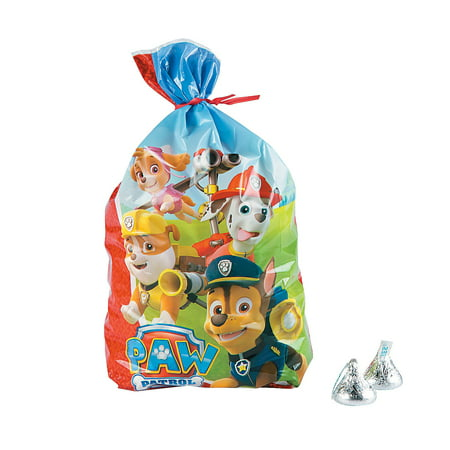 Party Supplies Okc (Paw Patrol Cello Treat Bags (16pc) for Birthday - Party Supplies - Licensed Tableware - Misc Licensed Tableware - Birthday - 16)