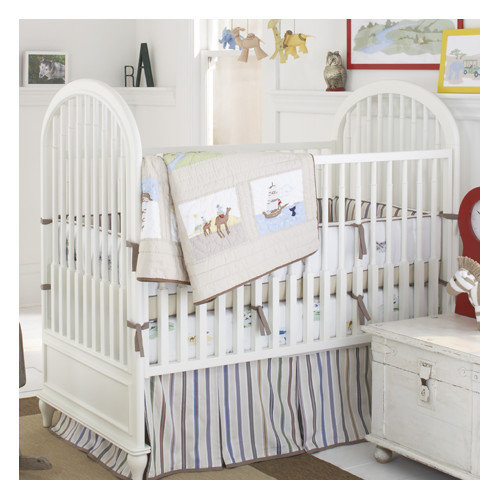 Whistle and Wink Adventure Crib Bedding Collection