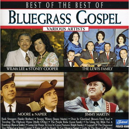 Best of Bluegrass Gospel / Various