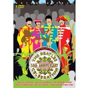 Beatles 50th Anniversary Celebration (Music DVD) by ARTSMAGIC