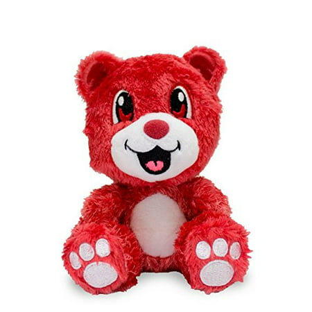 Scentco Smanimals Strawberry Teddy Bear - Gourmet Scented Plush Stuffed Animal