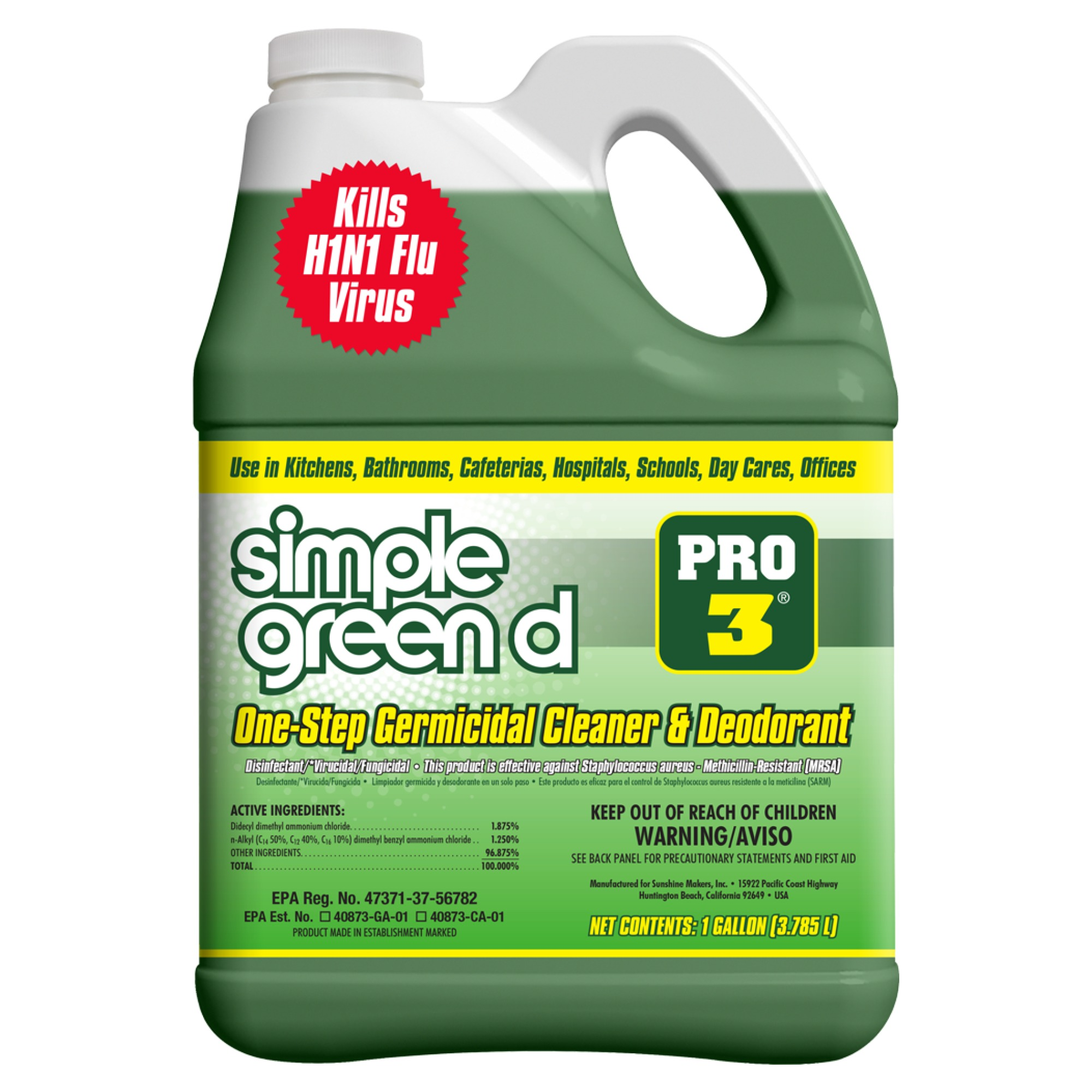 Simple Green Pro 3 Gal