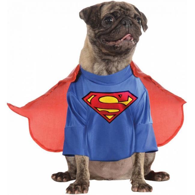 Pet Costume Superman Small