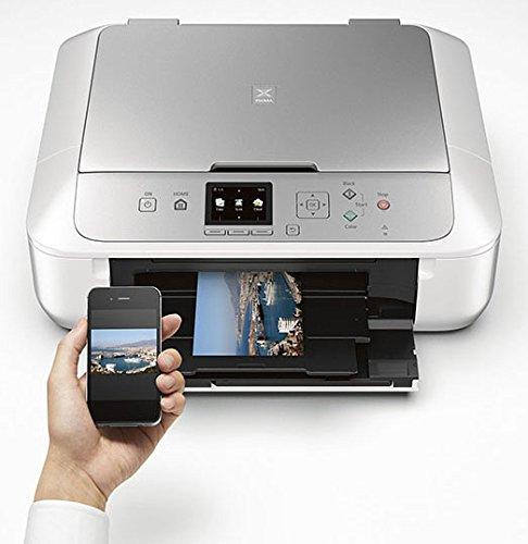 Canon Pixma Mg5722 Inkjet Multifunction Printer - Color - Photo Print - Desktop - Copier/printer/scanner - 41 Second Photo - 4800 X 1200 Dpi Print - Support Borderless Media, Plain Paper, (0557c062aa)