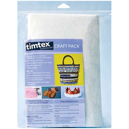 Timtex Craft Pack, Interfacing, 13-1/2