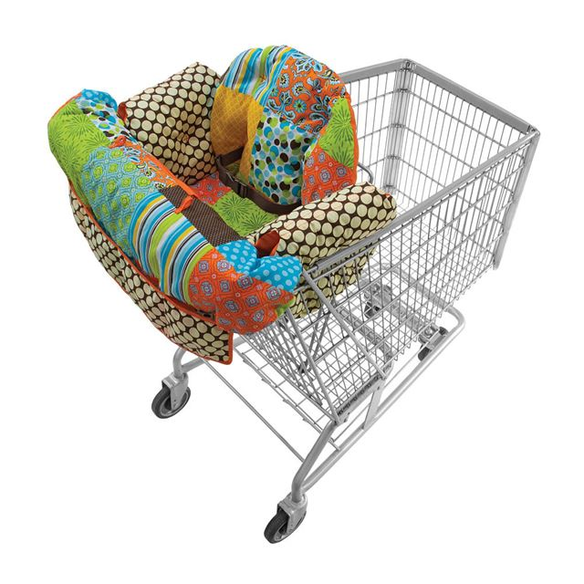 Infantino UpRight Supportive Shopping Cart Cover