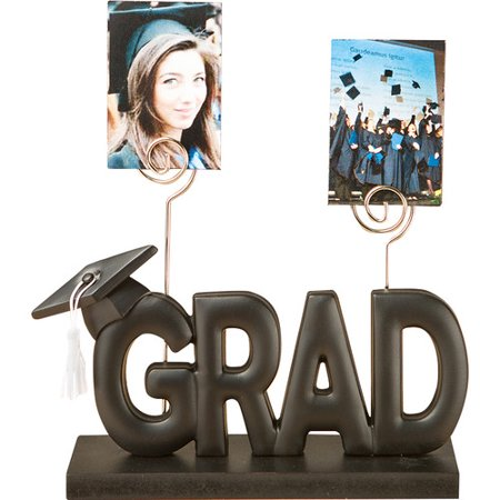 Fashion Craft Grad Clip Holder Picture Frame ()