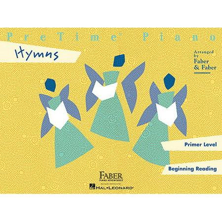 Pretime Piano Hymns : Primer Level