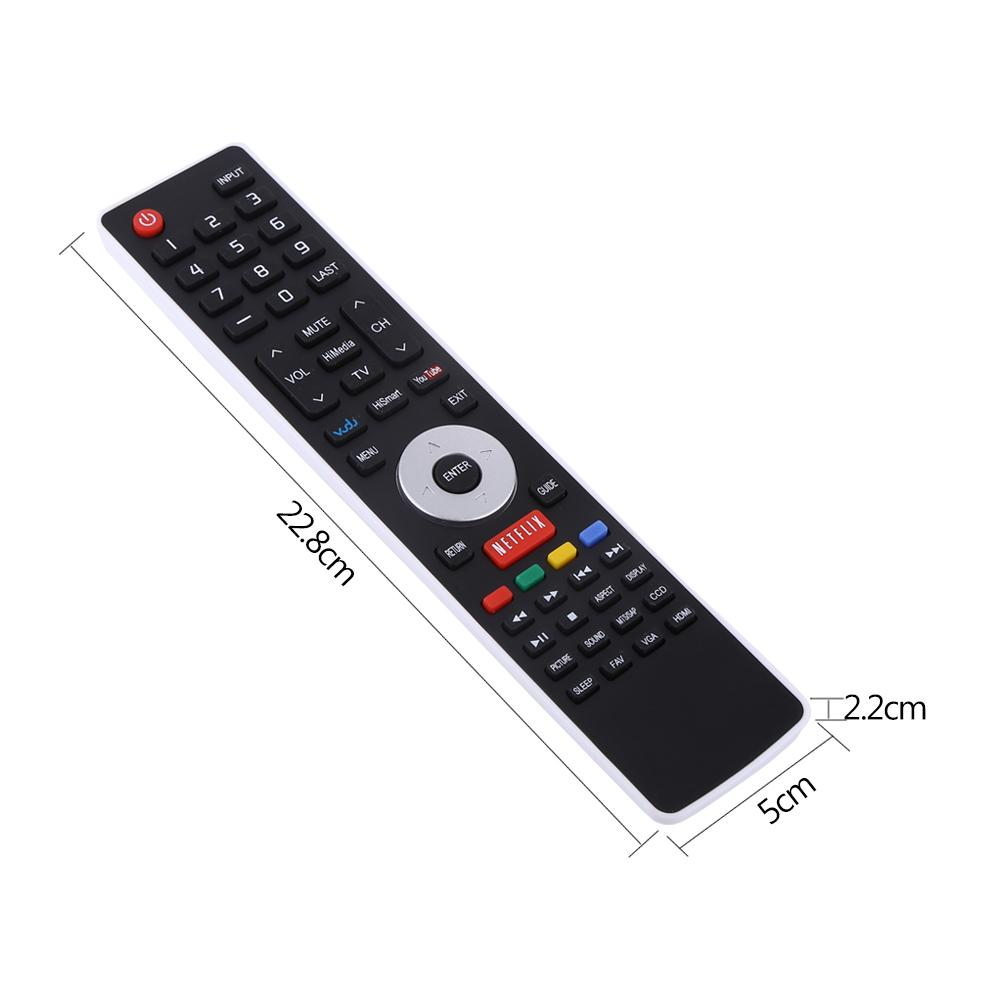 Yosoo Smart Intelligence TV EN-33926A Remote Control Replacement Universal Controller For Hisense , Universal TV Remote Control, Universal Remote Control - image 5 of 7