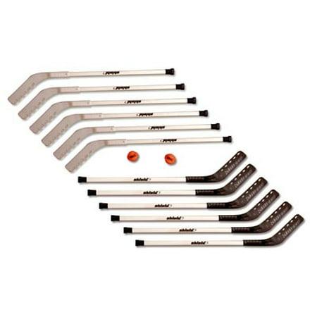 Plastic Outdoor Hockey Set (Shield 36-inch ABS Plastic Outdoor Hockey Set)
