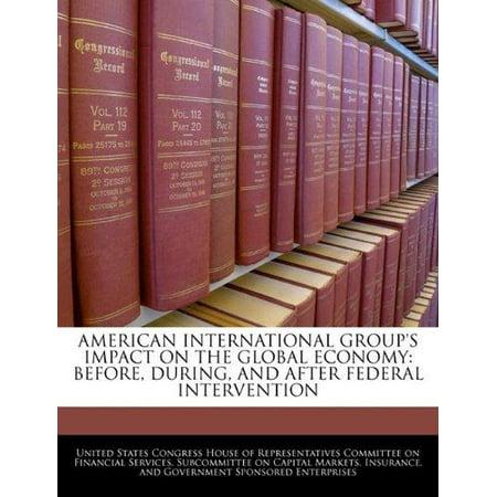 American International Groups Impact On The Global Economy