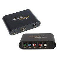 Calrad 40-281H Component Video / Analog Audio to HDMI Converter