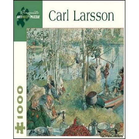Carl Larsson: Crayfishing - image 1 of 1