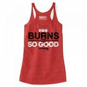 Stronger RX Red Burn Tank Women Vest, Large