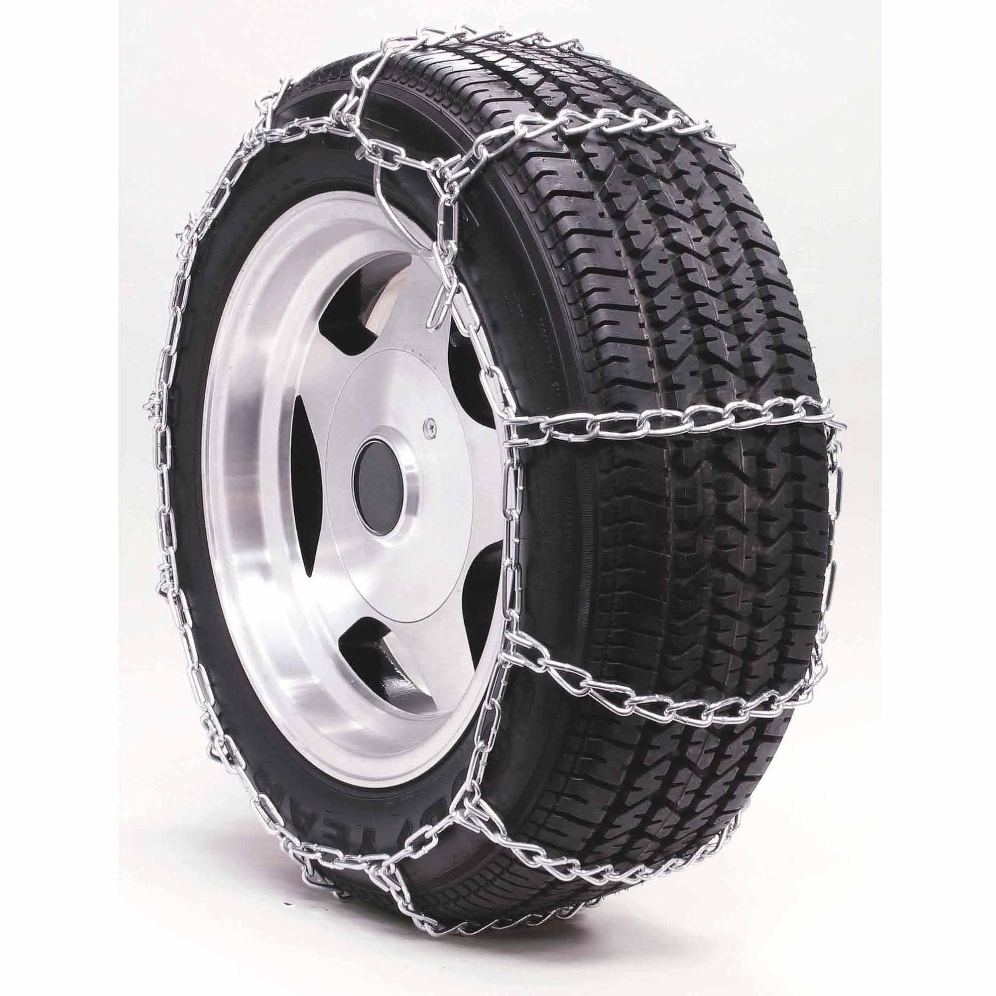 Peerless Chain Passenger Tire Chains, #0112210
