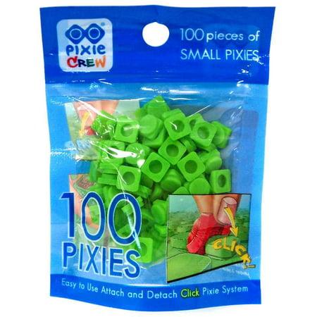 Pixie Crew Pixies Green 100 Count - Dark Pixie