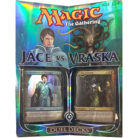 Magic: the Gathering Jace vs Vraska Duel Deck