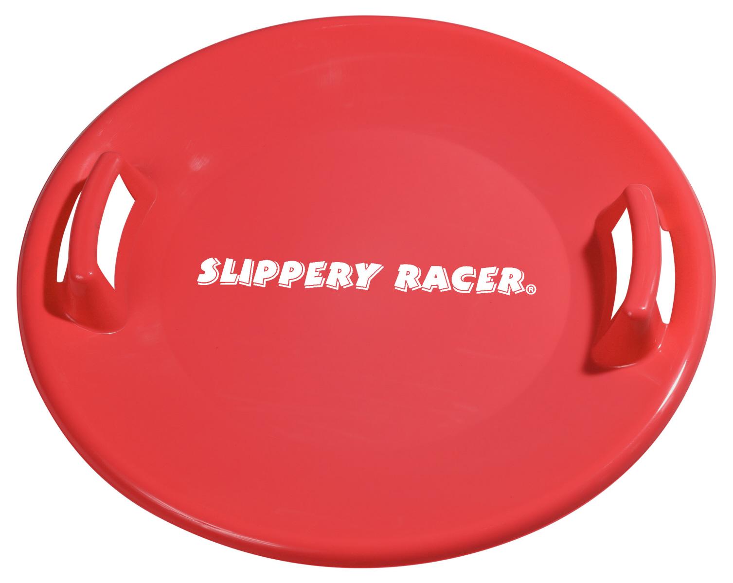 Slippery Racer Downhill Pro Disc Saucer Sled by Slippery Racer