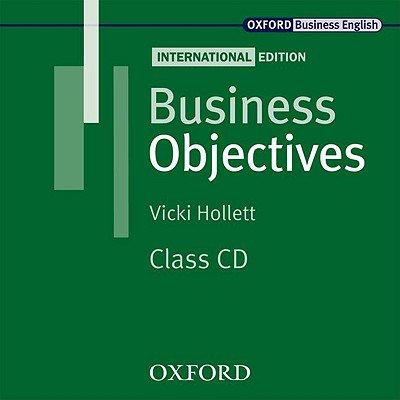 Business Objectives CD : International Edition