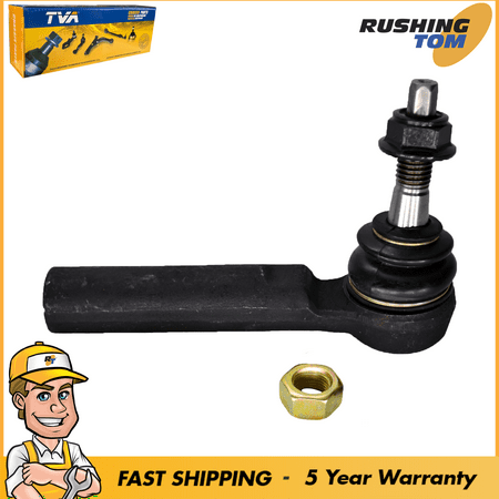 New Premium Lh Or Rh Front Outer Tie Rod End Fits Gmc Chevrolet Cadillac Trucks (Truck Front End)