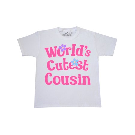 Worlds Cutest Cousin Youth T-Shirt