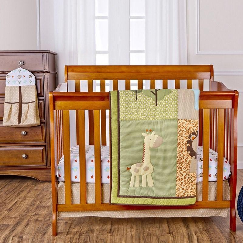 Safari Animals Comforter Set by Dream On Me