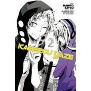 Kagerou Daze, Vol. 2 (manga)
