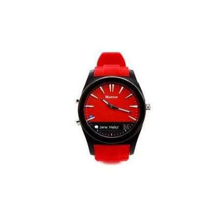 Notifier Smart Watch Red