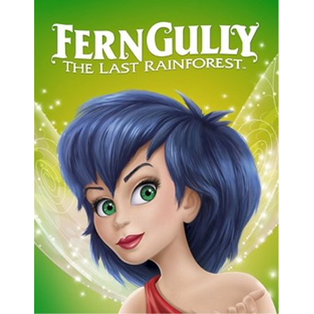 FernGully: The Last Rainforest (Blu-ray) (Rainforest Of The Sea Skin Twinkle Vol 2)