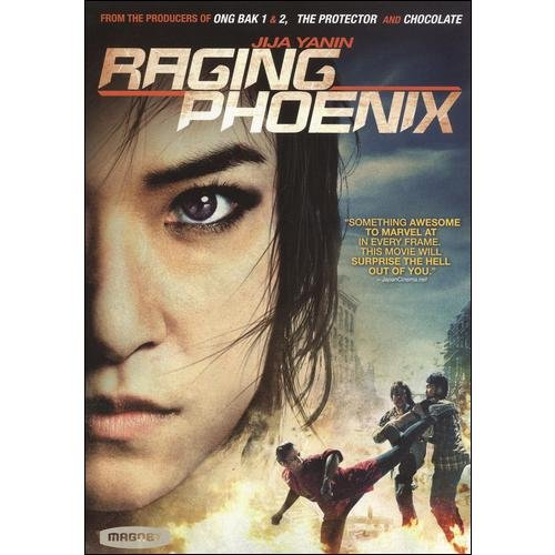 Raging Phoenix (Thai) (Widescreen)