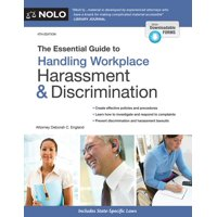 The Essential Guide to Handling Workplace Harassment & Discrimination (Paperback)