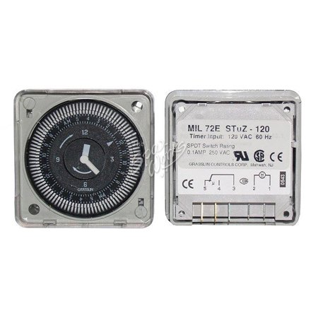 Sundance Spa Time Clock 120 Volt, SUN6560-700 -