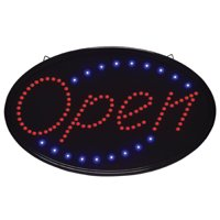 "CLASSIC SPA BY FANTASEA OVAL ""OPEN"" LED SIGN EA"