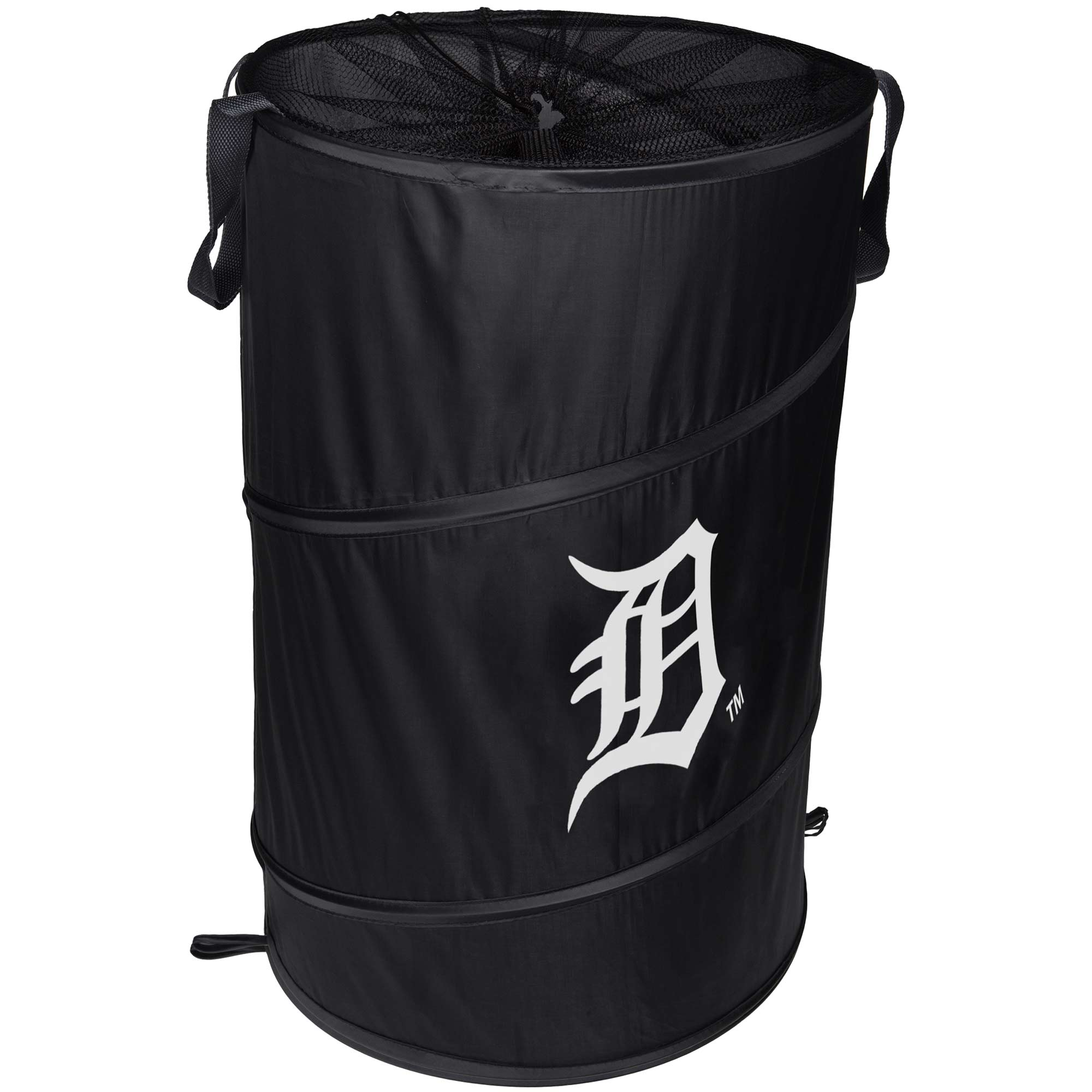 Detroit Tigers Cylinder Pop Up Hamper - No Size