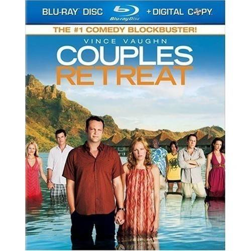 Couples Retreat (Blu-ray) (With INSTAWATCH) (Widescreen)