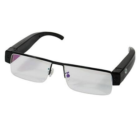 Built In Camera - HD Eye Glasses Hidden Spy Camera with Built in DVR